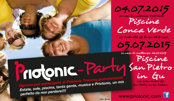 Priotonic dance workout fusion - Piscina san pietro in gu ...